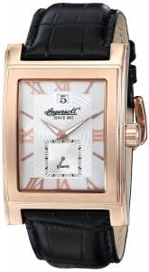 [インガソール]Ingersoll 腕時計 Kensington Analog Display Japanese Quartz Black Watch INQ013WHRS メンズ [並行輸入品]