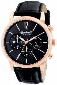 [インガソール]Ingersoll 腕時計 Portland Analog Display Japanese Quartz Black Watch INQ016BKRS メンズ [並行輸入品]