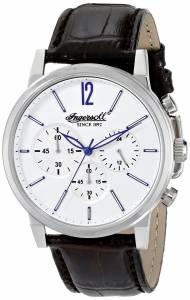 [インガソール]Ingersoll 腕時計 Portland Analog Display Japanese Quartz Brown Watch INQ016WHSL メンズ [並行輸入品]