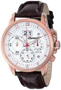 [インガソール]Ingersoll 腕時計 Soho Analog Display Japanese Quartz Brown Watch INQ015SLRS メンズ [並行輸入品]