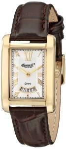 [インガソール]Ingersoll 腕時計 Park Analog Display Japanese Quartz Brown Watch INQ023WHGD レディース [並行輸入品]