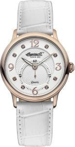 [インガソール]Ingersoll 腕時計 Regent Analog Display Japanese Quartz White Watch INQ022WHRS レディース [並行輸入品]