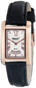 [インガソール]Ingersoll 腕時計 Park Analog Display Japanese Quartz Black Watch INQ023WHRS レディース [並行輸入品]