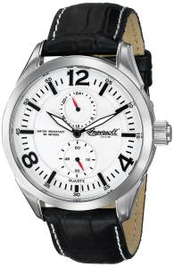 [インガソール]Ingersoll 腕時計 Wellington Analog Display Japanese Quartz Black Watch INQ028WHBK メンズ [並行輸入品]