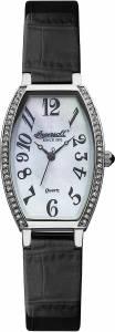 [インガソール]Ingersoll 腕時計 Lansing Analog Display Japanese Quartz Black Watch INQ024WHBK レディース [並行輸入品]