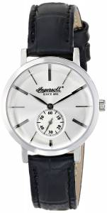 [インガソール]Ingersoll  Springfield Analog Display Japanese Quartz Black Watch INQ025WHSL
