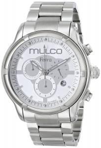 [マルコ]MULCO 腕時計 Ferro Mirror Analog Display Swiss Quartz Silver Watch MW5-2034-010 ユニセックス [並行輸入品]