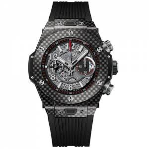 [ウブロ]Hublot 腕時計 Big Bang Unico Carbon Automatic Skeletal Dial Watch 411.QX.1170.RX メンズ [並行輸入品]