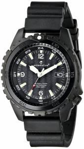 [モーメンタム]Momentum D6 Night Vision Analog Display Japanese Quartz Black Watch 1M-DV68B8B