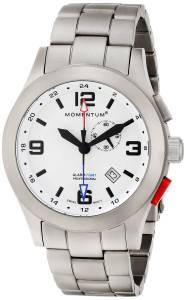 [モーメンタム]Momentum 腕時計 Vortech Titanium Watch with Link Bracelet 1M-SP58L0 メンズ [並行輸入品]
