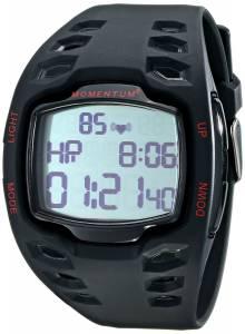 [モーメンタム]Momentum 腕時計 Heartware Digital Display Quartz Black Watch 1M-SP82B1B ユニセックス [並行輸入品]