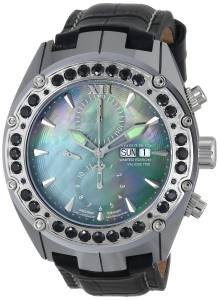 [アンドロイド]Android 腕時計 Virtuoso Gemstone Analog Display Swiss Automatic Black Watch AD751AK メンズ [並行輸入品]