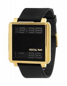 [ベスタル]Vestal 腕時計 Transom Digital Display Japanese Quartz Black Watch TRADR04 メンズ [並行輸入品]