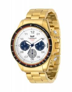 [ベスタル]Vestal 腕時計 ZR2 Analog Display Japanese Quartz Gold Watch ZR2024 メンズ [並行輸入品]