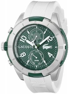 [ラコステ]Lacoste 腕時計 Tonga Analog Display Japanese Quartz White Watch 2010758 メンズ [並行輸入品]