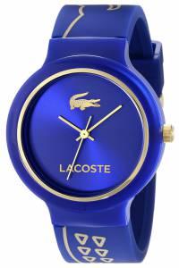 [ラコステ]Lacoste 腕時計 Goa Blue Resin Watch 2020086 メンズ [並行輸入品]