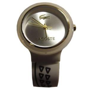 [ラコステ]Lacoste 腕時計 GOA Silicone Alligaor Strap Watch 2020085 レディース [並行輸入品]