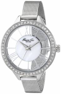 [ケネスコール]Kenneth Cole New York 腕時計 Transparency Mother Of Pearl Watch KC0007 レディース [並行輸入品]