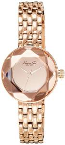 [ケネスコール]Kenneth Cole New York 腕時計 Classic Analog Display Analog Quartz Gold Watch KC0010 メンズ [並行輸入品]