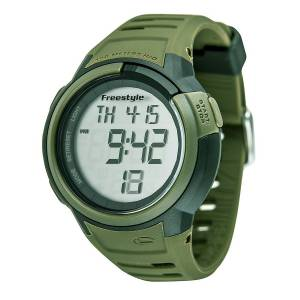[フリースタイル]Freestyle 腕時計 Mariner Digital Display Japanese Quartz Black Watch 10016998 メンズ [並行輸入品]