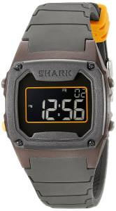 [フリースタイル]Freestyle Shark Classic Digital Display Japanese Quartz Black Watch 10017008