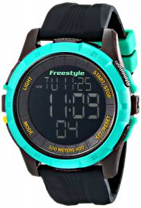 [フリースタイル]Freestyle 腕時計 Kampus XL Digital Display Japanese Quartz Black Watch 10017006 メンズ [並行輸入品]