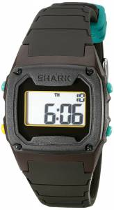 [フリースタイル]Freestyle Shark Classic Digital Display Japanese Quartz Black Watch 10019181