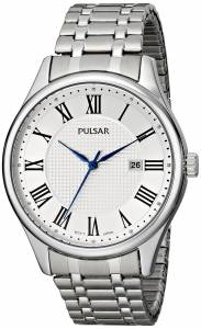 [パルサー]Pulsar  Traditional Collection Analog Display Japanese Quartz Silver Watch PH9039