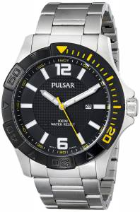 [パルサー]Pulsar 腕時計 Everyday Value Analog Display Japanese Quartz Silver Watch PH9029X レディース [並行輸入品]