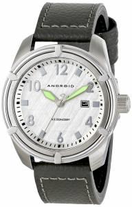 [アンドロイド]Android 腕時計 Naval 45 Analog Display Quartz Dark Grey Watch AD776BS メンズ [並行輸入品]