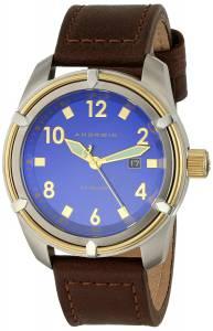 [アンドロイド]Android 腕時計 Naval 45 Analog Display Quartz Brown Watch AD776BGBU メンズ [並行輸入品]