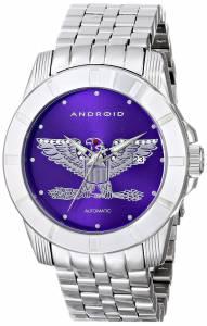 [アンドロイド]Android 腕時計 Bald Eagle Analog Display Automatic Self Wind Silver Watch AD812APUX メンズ [並行輸入品]