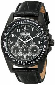 [ブルゲルマイスター]Burgmeister 腕時計 Analog Display Automatic Self Wind Black Watch BM302a-622 メンズ [並行輸入品]