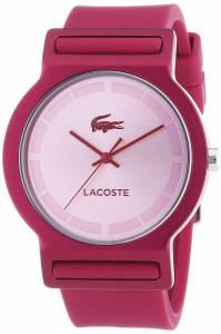 [ラコステ]Lacoste 腕時計 Tokyo Pink Silicone Strap Watch 2020076 ユニセックス [並行輸入品]