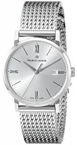 [モーリス ラクロア]Maurice Lacroix 腕時計 Eliros Stainless Steel Watch EL1084-SS002-110 レディース [並行輸入品]
