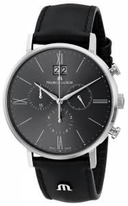 [モーリス ラクロア]Maurice Lacroix Eliros Stainless Steel Watch With Black EL1088-SS001-810