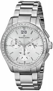 [モーリス ラクロア]Maurice Lacroix 腕時計 Miros Stainless Steel Watch MI1057-SD502-130 レディース [並行輸入品]
