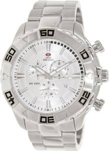 [スイスプレシマックス]Swiss Precimax Valor Elite Analog Display Swiss Quartz SP13359