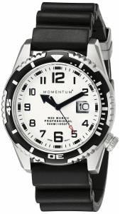 [モーメンタム]Momentum 腕時計 M50 Mark II Analog Display Japanese Quartz Black Watch 1M-DV52L1B メンズ [並行輸入品]