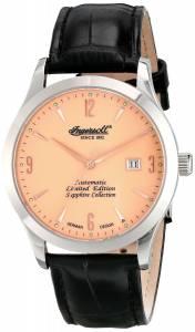 [インガソール]Ingersoll 腕時計 Clay Analog Display Automatic Self Wind Black Watch IN1004AP メンズ [並行輸入品]