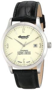 [インガソール]Ingersoll 腕時計 Clay Analog Display Automatic Self Wind Black Watch IN1004CH メンズ [並行輸入品]