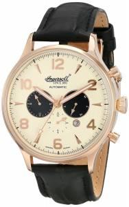 [インガソール]Ingersoll  Golden Age Analog Display Automatic Self Wind Brown Watch IN1309RCR
