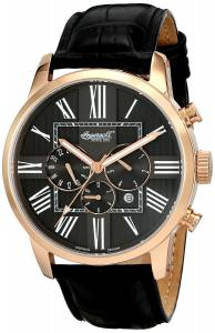 [インガソール]Ingersoll 腕時計 Painted Analog Display Automatic Self Wind Black Watch IN1409RBK メンズ [並行輸入品]