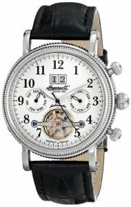[インガソール]Ingersoll 腕時計 Tecumseh Analog Display Automatic Self Wind Black Watch IN1825SL メンズ [並行輸入品]