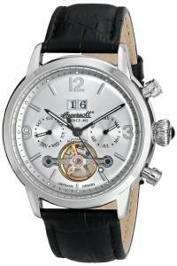 [インガソール]Ingersoll 腕時計 Belle Star Analog Display Automatic Self Wind Black Watch IN1826SL メンズ [並行輸入品]