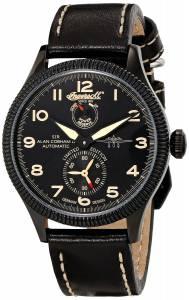 [インガソール]Ingersoll  Cobham II Analog Display Automatic Self Wind Black Watch IN3107BBKO