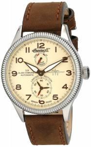 [インガソール]Ingersoll 腕時計 Cobham II Analog Display Automatic Self Wind Brown Watch IN3107SCR メンズ [並行輸入品]