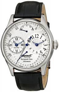 [インガソール]Ingersoll 腕時計 Ragtime Stainless Steel Watch with Black Band IN3608WH メンズ [並行輸入品]