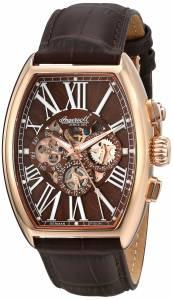 [インガソール]Ingersoll 腕時計 Arapaho Stainless Steel SelfWind Brown Watch IN3606RBR メンズ [並行輸入品]