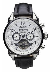 [インガソール]Ingersoll 腕時計 Seattle Analog Display Automatic Self Wind Black Watch IN4512WHBK メンズ [並行輸入品]